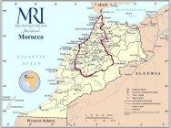 Maroko - trasa