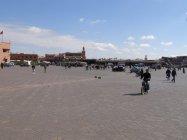Marakéš - Djemaa el-Fna - hlavní náměstí