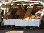 Ořechy všeho druhu a sušené ovoce