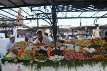 Marakéš - kulinářské orgie