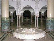 Casablanca -  Zvláštní studánky sloužící k očistě muslimů