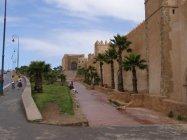 Rabat - Kasbah des Oudaias - Brána Mohamedovců