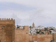 Rabat - Věž nejstarší mešity v Rabatu