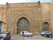 Rabat -V Kasbahu na hlavní ulici Rue Jamaa