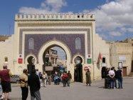 Fes -Městská brána
