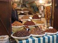 Fes- Stánek s ovocem