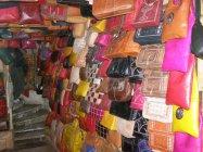 Fes - Obchod s kůží