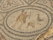 Volubilis - Mozaika na lovu