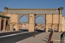 Brána v Meknésu