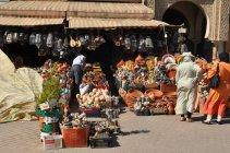 Meknés - tržiště