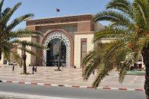Marakéš- vlakové nádraží