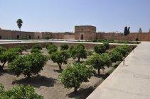 Marakéš, Palác el-Badi
