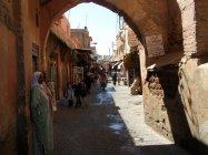 Marakéš - V uličkách mediny