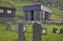 Faerské ostrovy - Katedrála sv. Magnuse