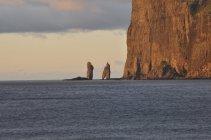 Faerské ostrovy - Obr a Čarodějnice (1)