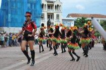 Cartagena, karneval -Kolumbie (1)