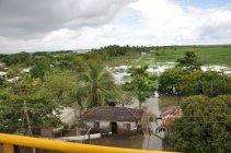 Záplavy -Kolumbie