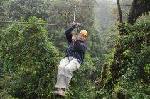 Canopy, NP Monte Verde - Kostarika (2)