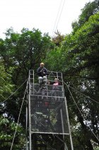 Ďáblův skok -NP Monte Verde (2)