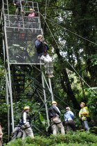 Ďáblův skok -NP Monte Verde (6)