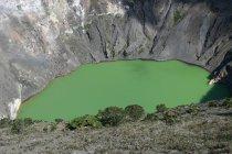 Vulkán Irazú -Kostarika