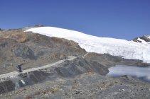 3. Výhled na ledovec