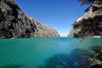 1. Laguna Llanganuco