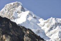 9. Nejvyšší vrchol Peru - Huascarán 6768 m