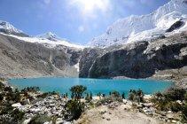 20. Odměna - jezero L 69 v nadmořské výšce 5000 m.